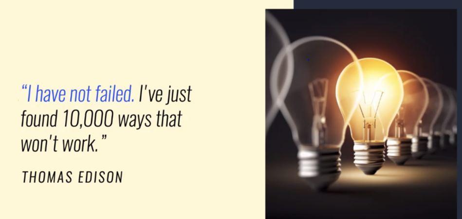 Edison quote
