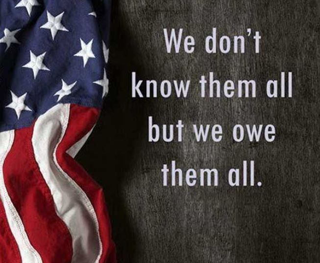 Veteran day quote
